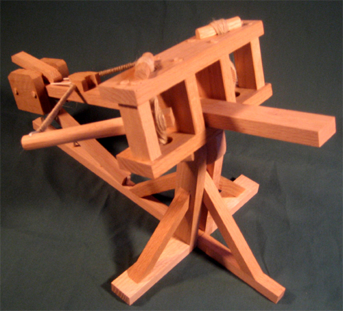 How to Build a Ballista Click Here for more information.